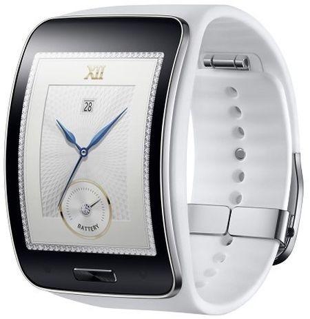 Samsung Gear S: scheda tecnica dello smartwatch con schermo curvo