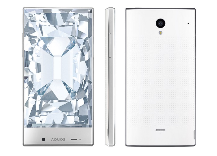 Sharp Aquos Crystal specifiche tecniche