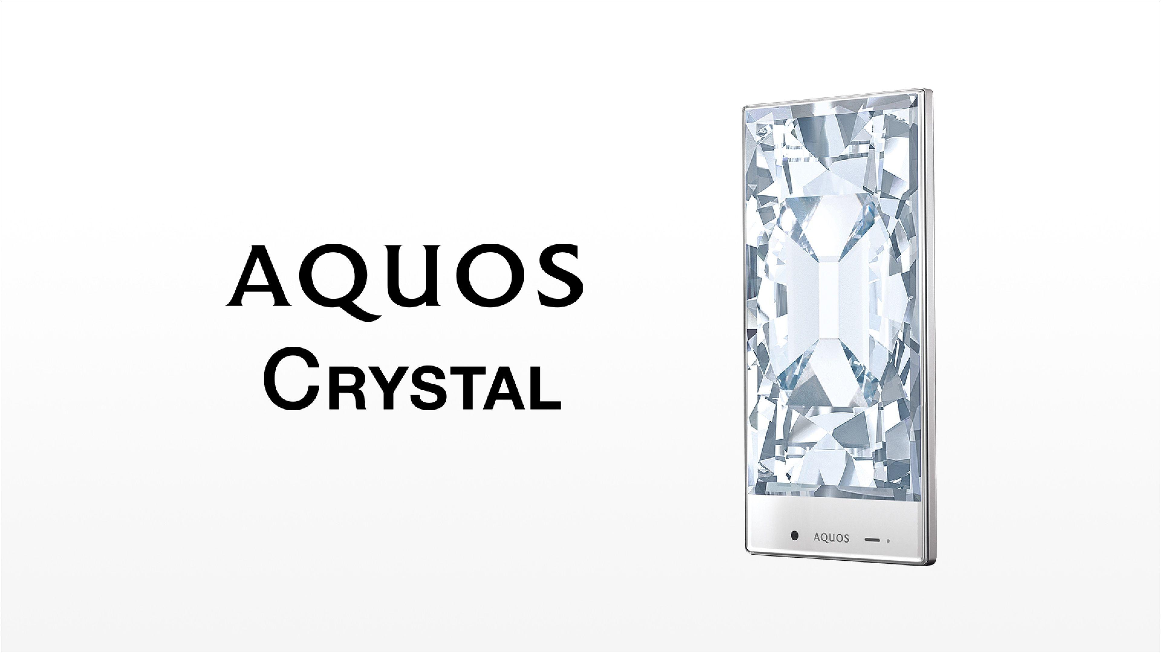 Sharp Aquos Crystal: scheda tecnica, uscita e prezzo