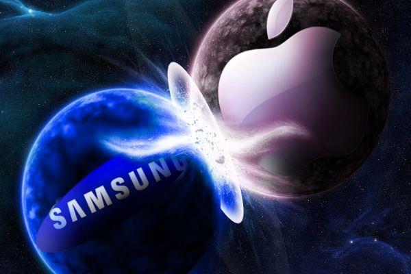 Apple vs Samsung: trattato di pace al di fuori degli USA