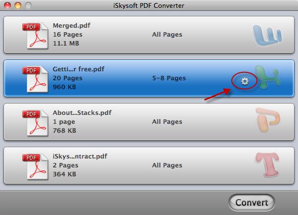Come convertire PDF in ePub