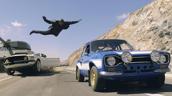 Fast & Furious: uomo spende 33 mesi in cella per aver piratato il film