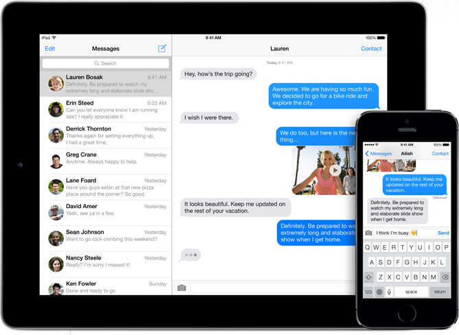 Apple iMessage, il più amato dagli spammer