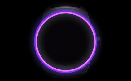LG G Watch R: teaser del nuovo smartwatch rotondo