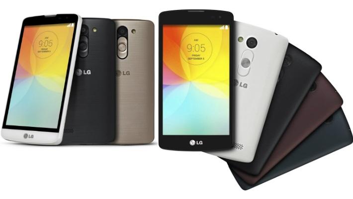 LG L Bello ed L Fino: scheda tecnica e uscita