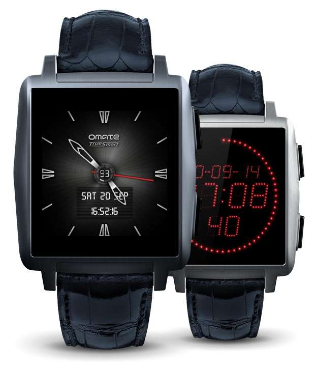 Omate X: il nuovo smartwatch Android