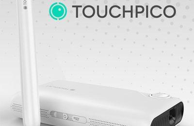 Il proiettore che trasforma ogni piano in touchscreen [VIDEO]