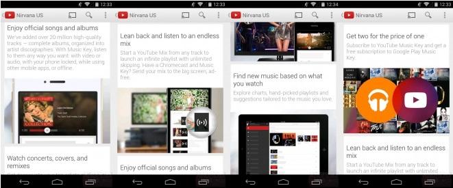 youtube music key brani