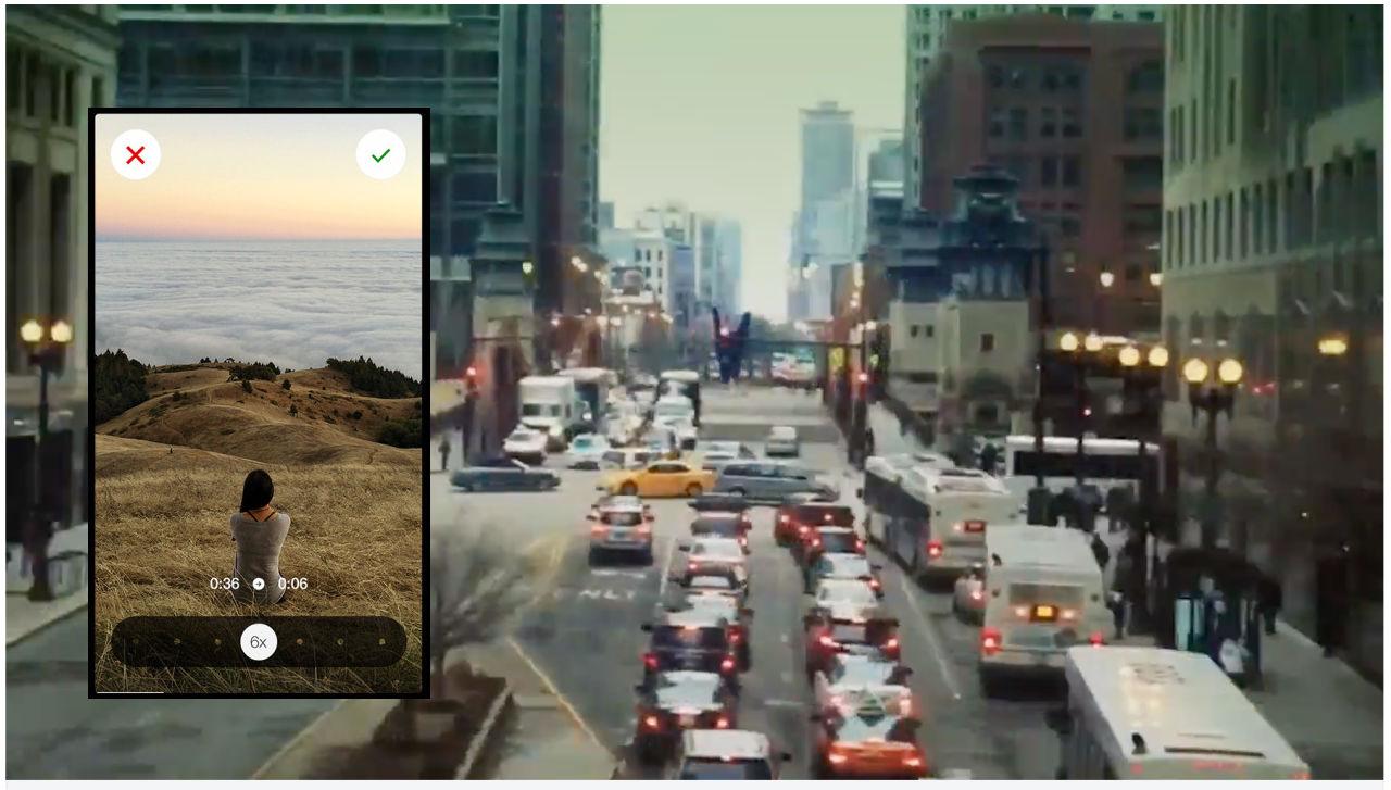 Hyperlapse e i selfie-lapse con l'aggiornamento su iOS