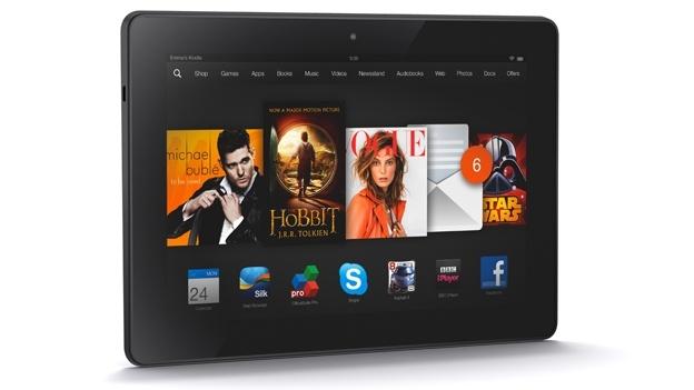 Amazon Kindle Fire HDX 8.9 prezzo e scheda tecnica per l'Italia