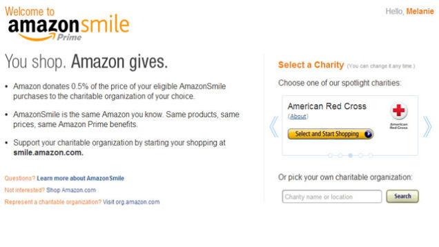 Amazon donazioni