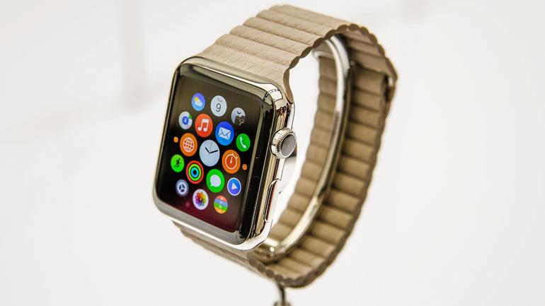 Apple Watch cinturino acciaio