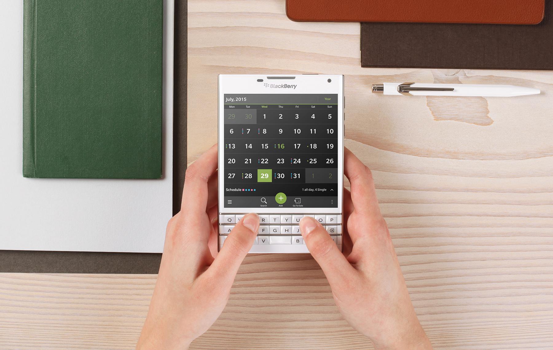 """Blackberry Passport: prezzo e scheda tecnica del """"quadrato"""""""