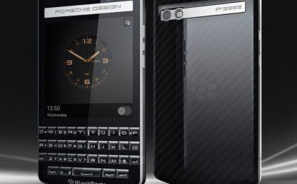 Blackberry Porsche Design P'9983: il nuovo tentativo