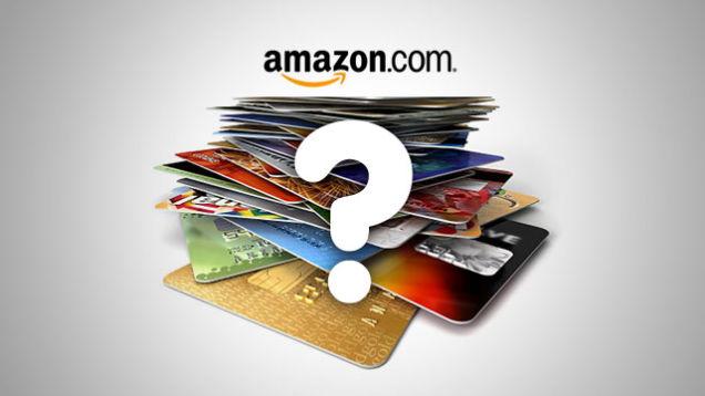 Carte di credito per Amazon