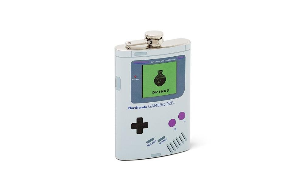 Fiaschetta Game Boy