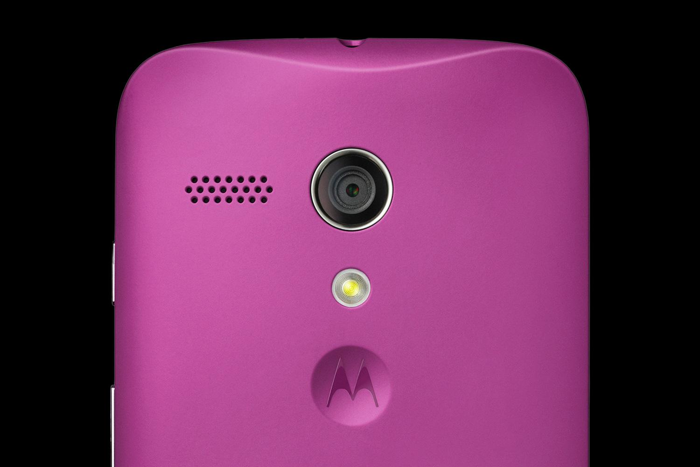 Fotocamera Moto G (2014)