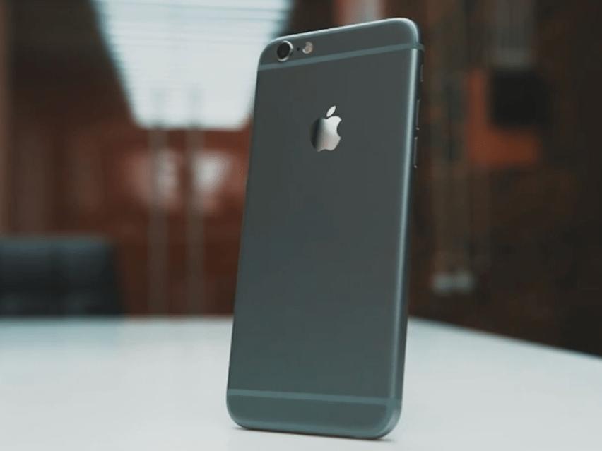 Fotocamera iPhone 6 Plus