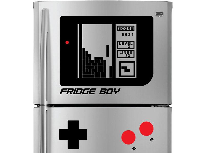 Frigorifero Game Boy