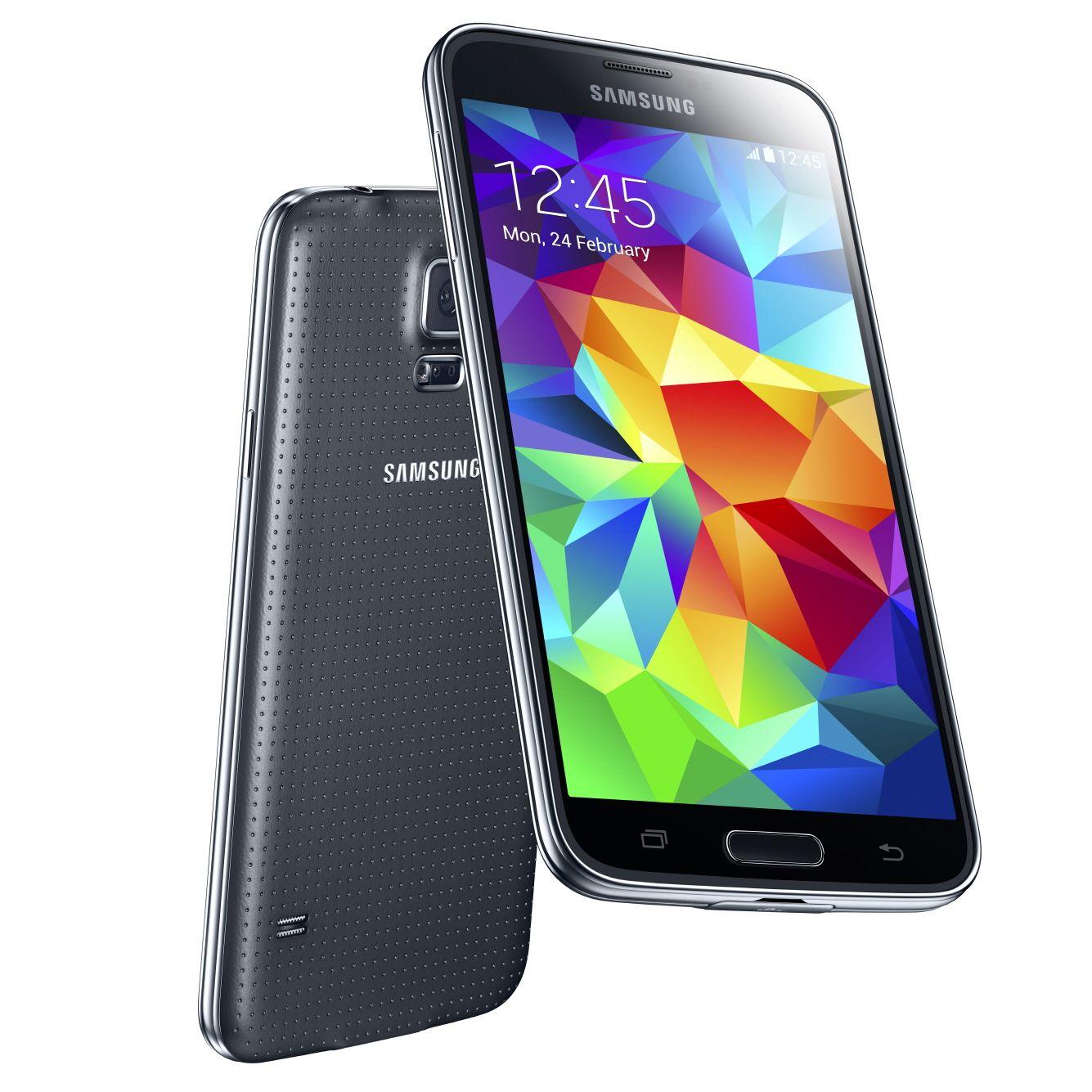 Galaxy S5 schermo