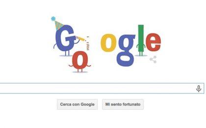 Google Doodle per il 16esimo compleanno di Mountain View