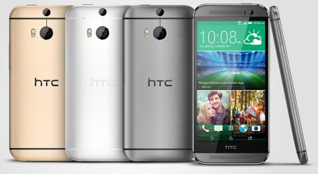 HTC One M8 gamma