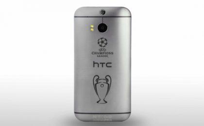 HTC One M8 Champions League Edition a tiratura limitata