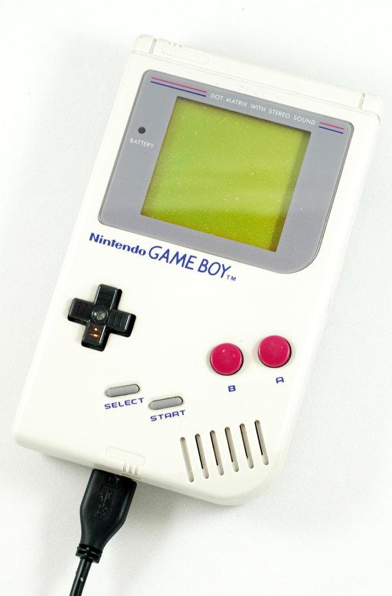 Hard disk Game Boy