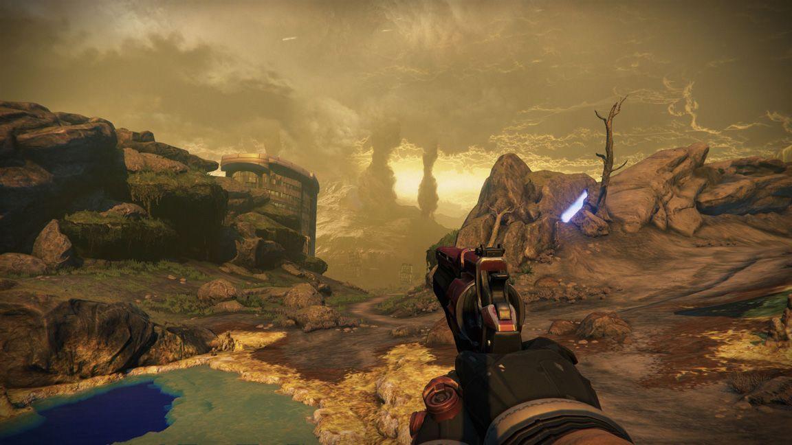Le armi di Destiny