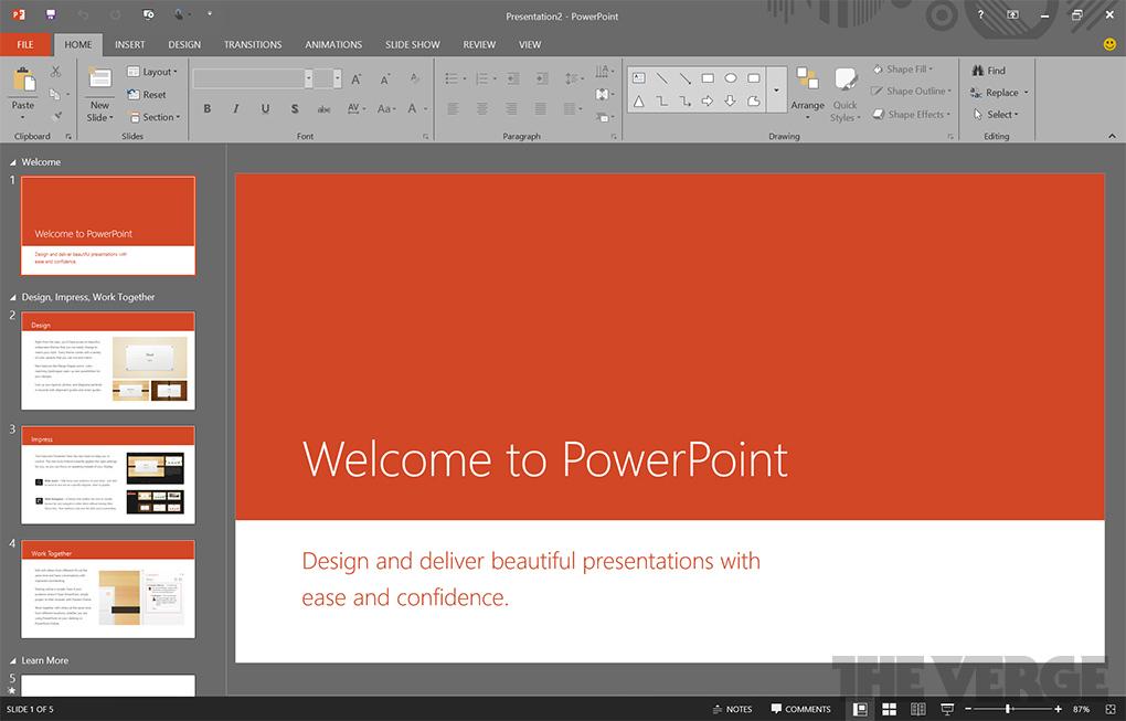 Microsoft Office 16