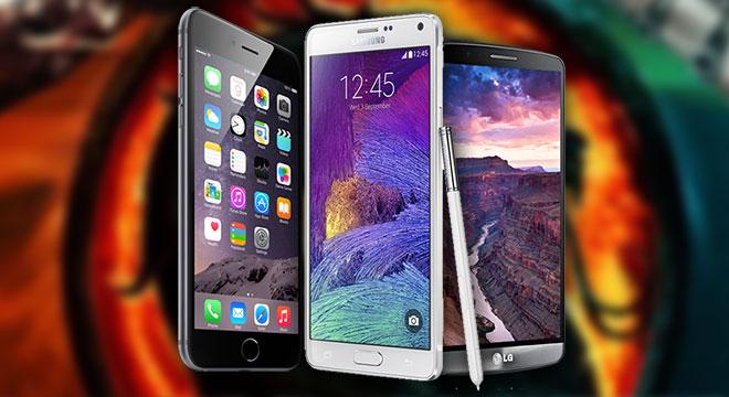 Migliori smartphone autunno 2014