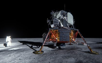Nvidia dimostra che siamo andati sulla Luna davvero