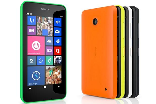Nokia_Lumia_630 design