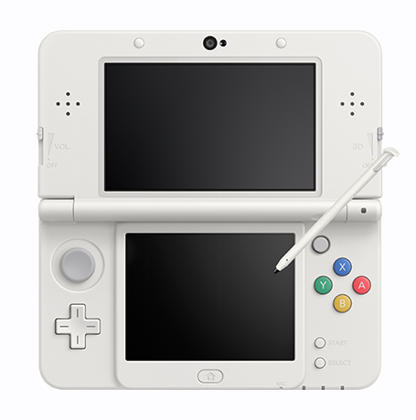 Nuovo Nintendo 3DS bianco