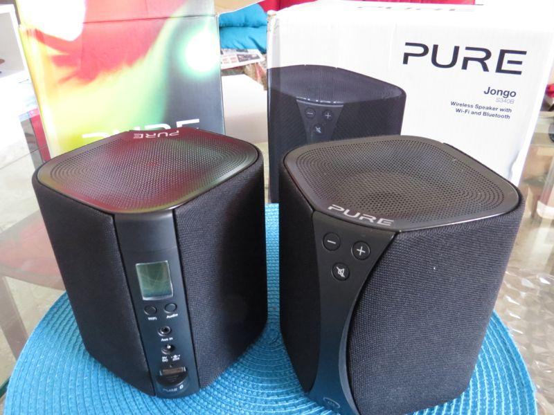 Pure Jongo S3 design