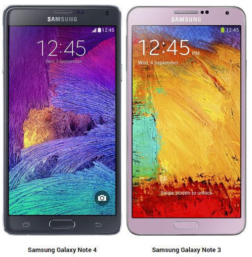 Samsung Galaxy Note 4 vs Note 3: confronto-scontro, chi è il migliore?
