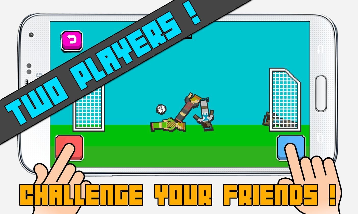 Soccer Physics 2D