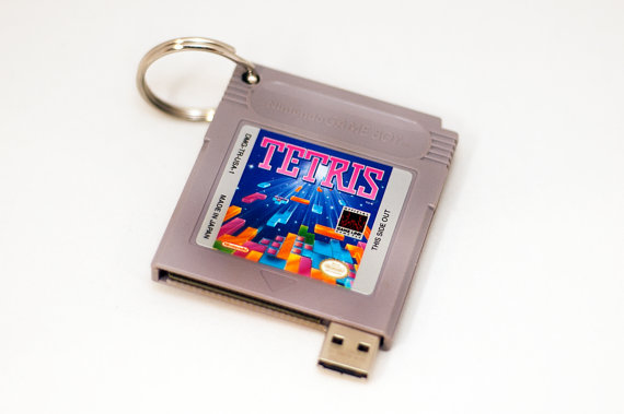 Tetris chiavetta USB