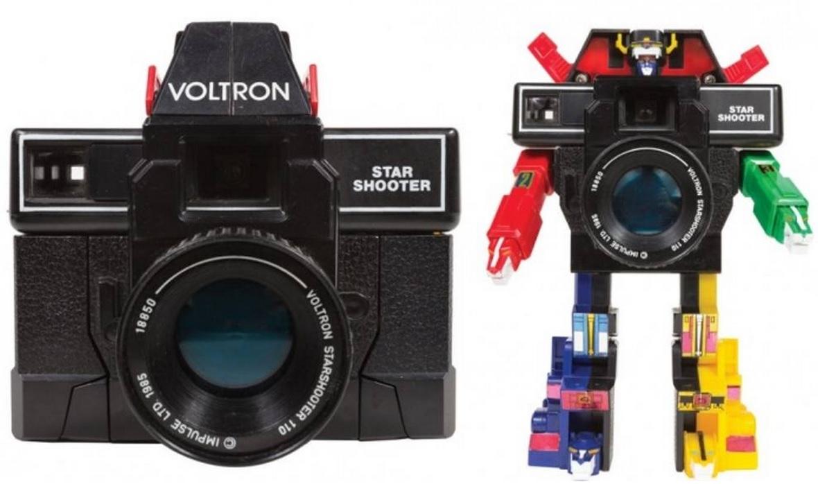Voltron Star Shooter 110