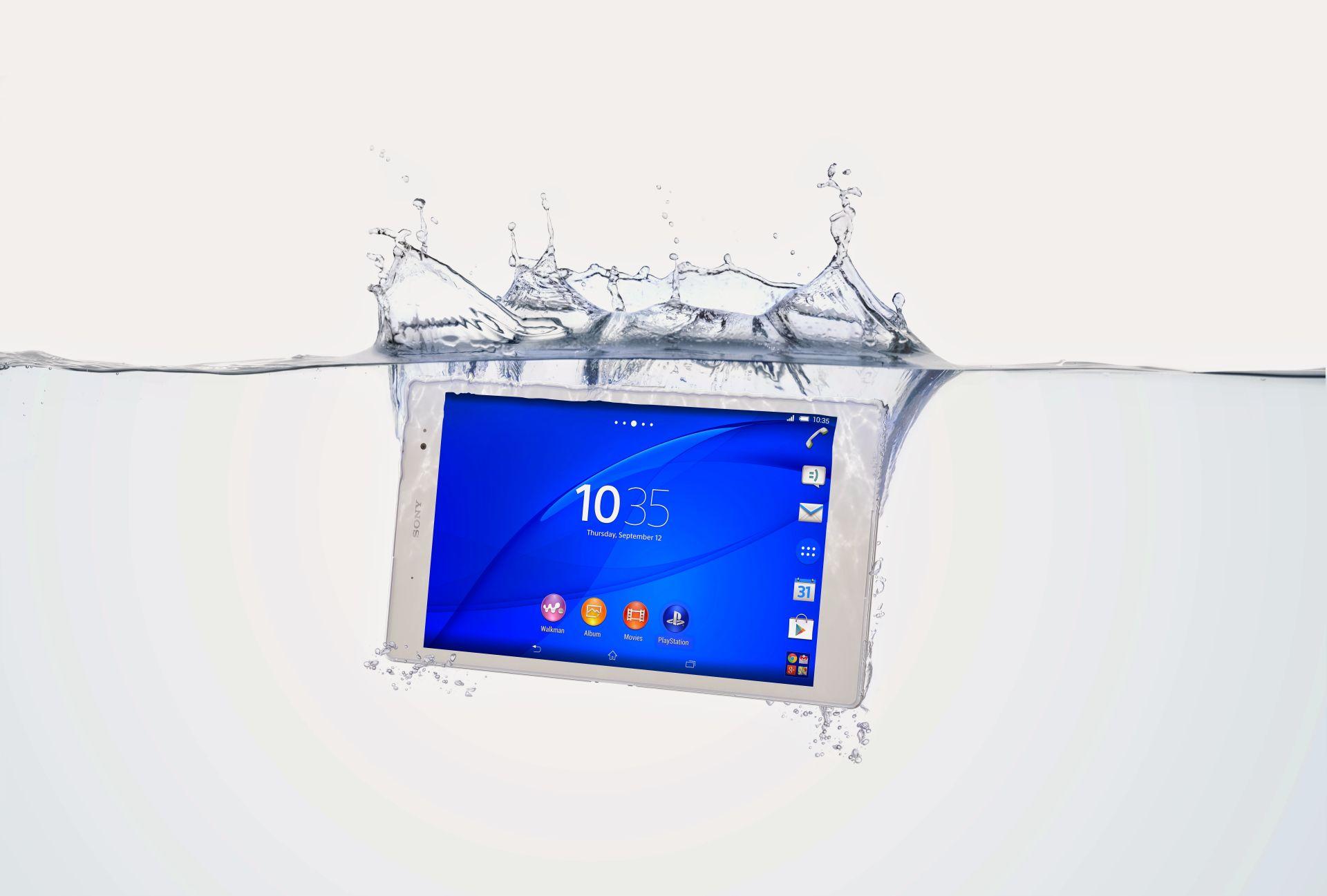 Sony Xperia Z3 Tablet Compact: scheda tecnica e caratteristiche