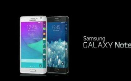 Samsung Galaxy Note Edge in uscita come edizione limitata