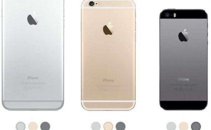 iPhone 6 Plus vs iPhone 5s: scheda tecnica e prezzo [FOTO]