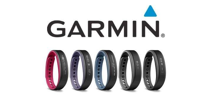 Garmin Vívosmart: braccialetto hitech per il fitness [FOTO]
