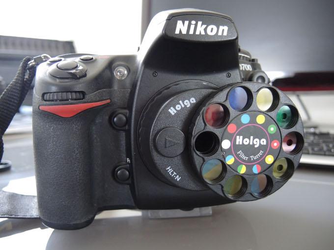 holga filtri canon nikon