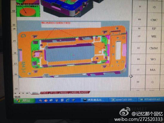 iPhone 6 cad 3D