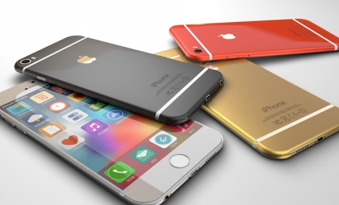 iPhone 6 colori