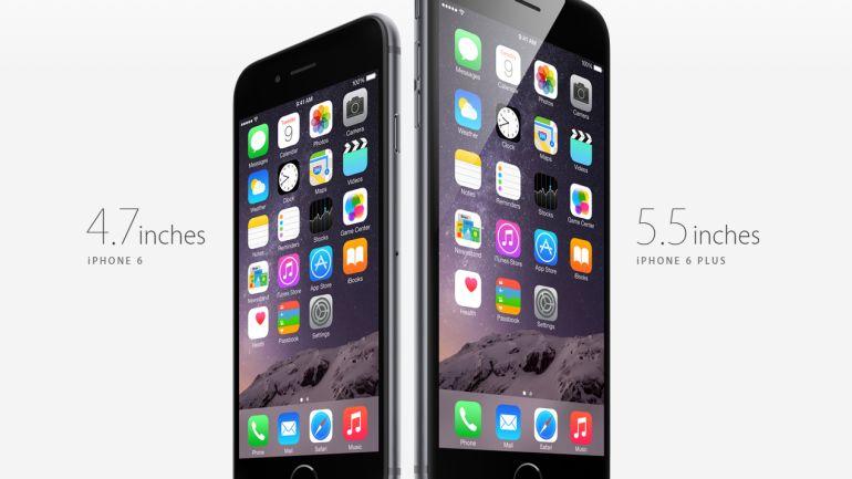 iPhone 6 processore