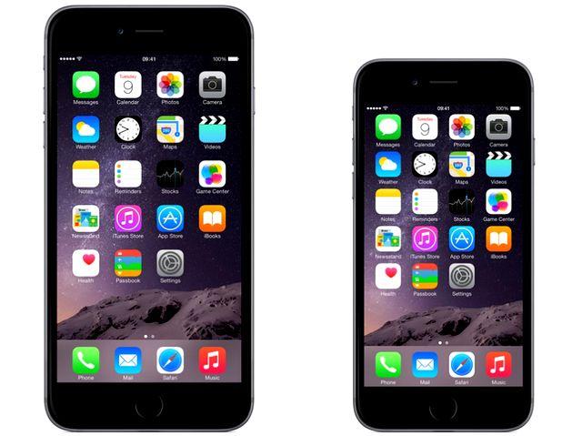 iPhone 6 schermo