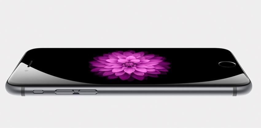 iPhone 6 spessore