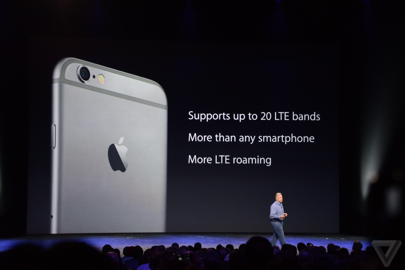 iPhone 6 ufficiale